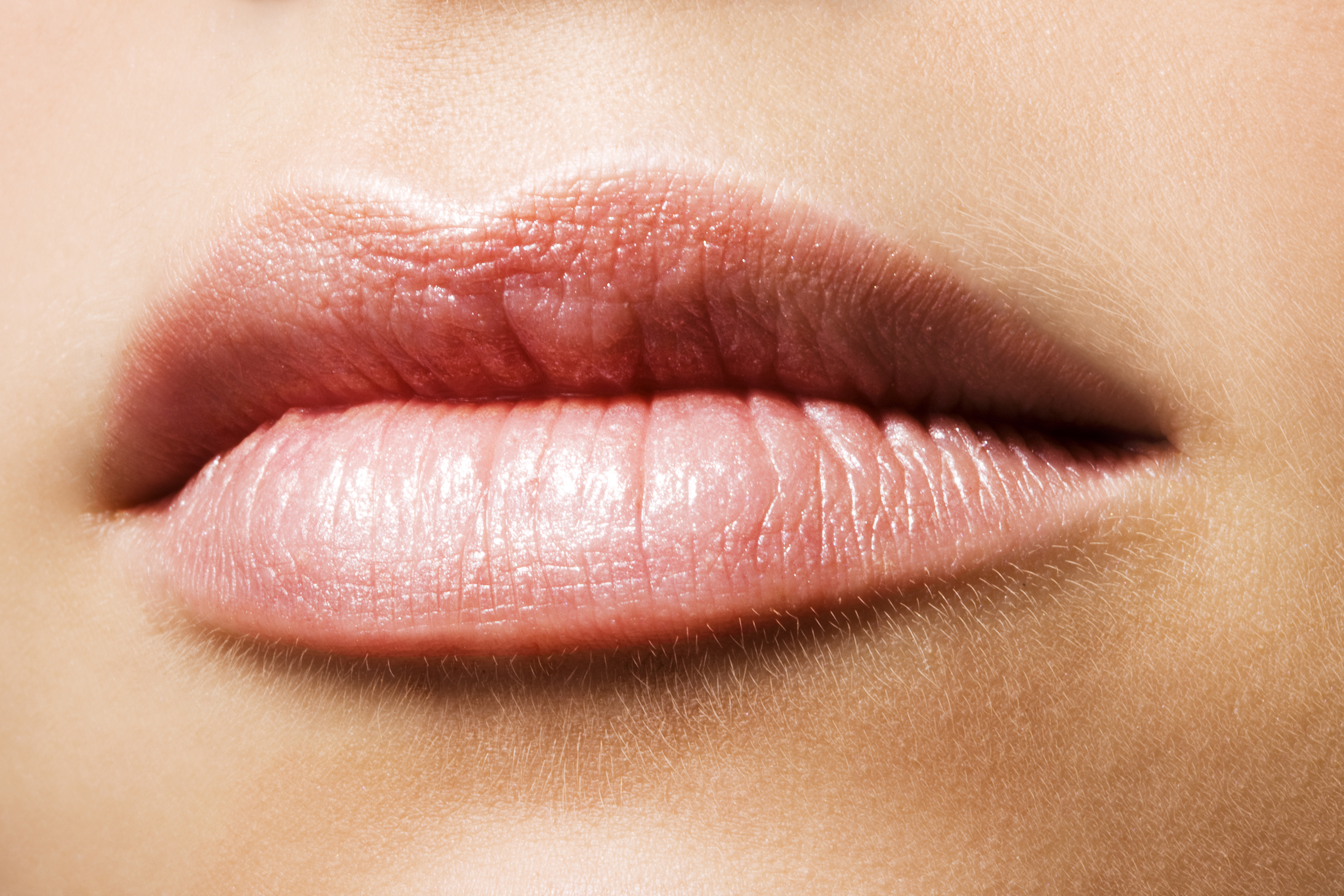 As well as plumping the lips, the surrounding area may be also be ...